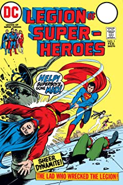 Legion of Super-Heroes (1973) #1