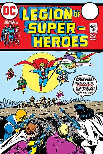 Legion of Super-Heroes (1973) #2