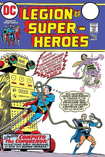 Legion of Super-Heroes (1973) #3
