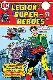 Legion of Super-Heroes (1973) #4