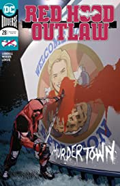 Red Hood: Outlaw (2016-) #28