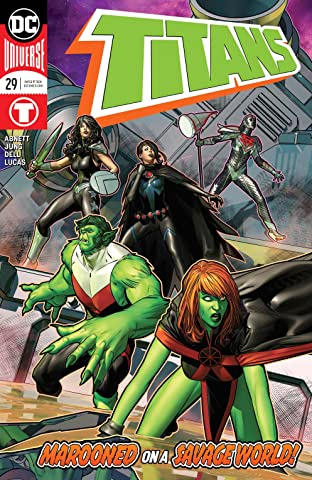 Titans (2016-) No.29