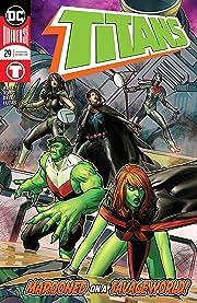 Titans (2016-) #29