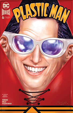 Plastic Man (2018-) No.6