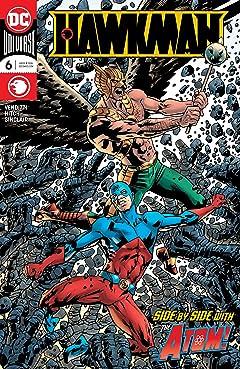 Hawkman (2018-) #6
