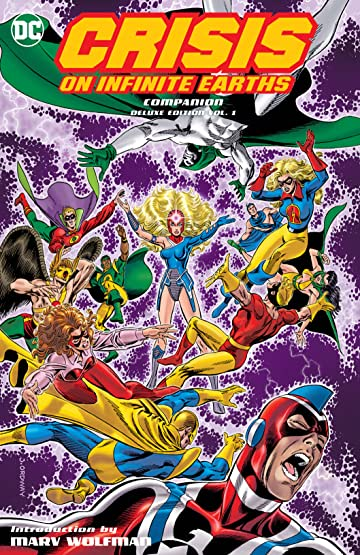Crisis on Infinite Earths Companion Deluxe Vol. 1
