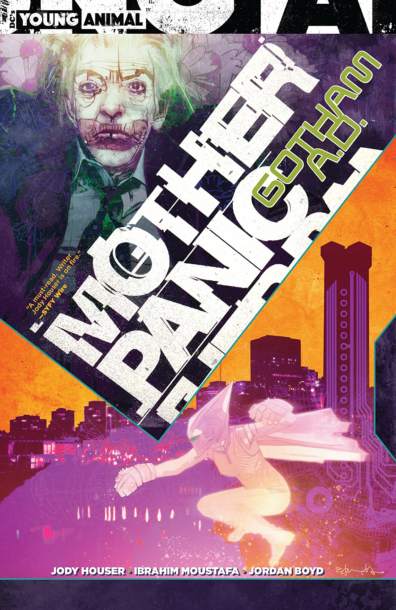 Mother Panic: Gotham A.D. (2018)