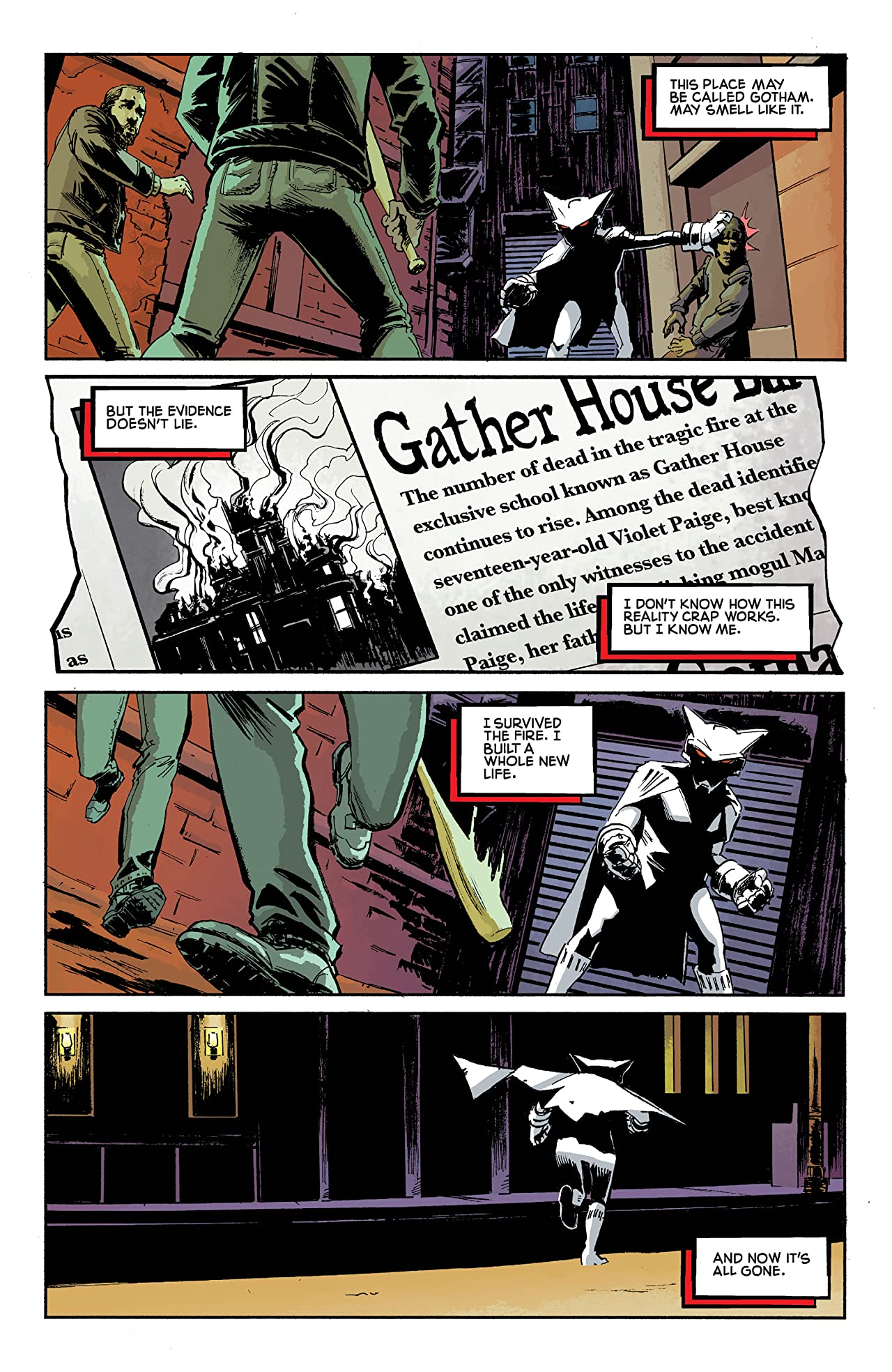 Mother Panic: Gotham A.D. (2018)