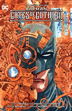 Batman: Gates of Gotham Deluxe Edition