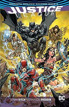 Justice League: The Rebirth Deluxe Edition - Book 3