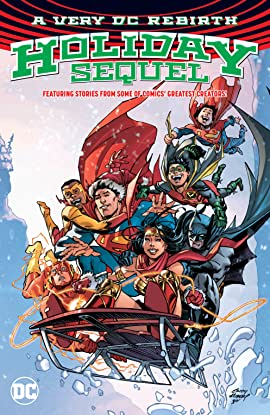 A Very DC Rebirth Holiday Sequel