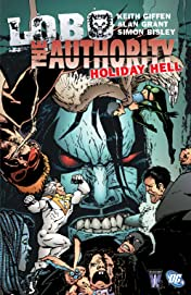 The Authority/Lobo: Holiday Hell