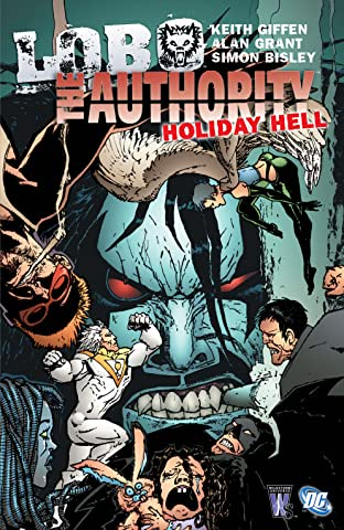 The Authority/Lobo: Holiday Hell