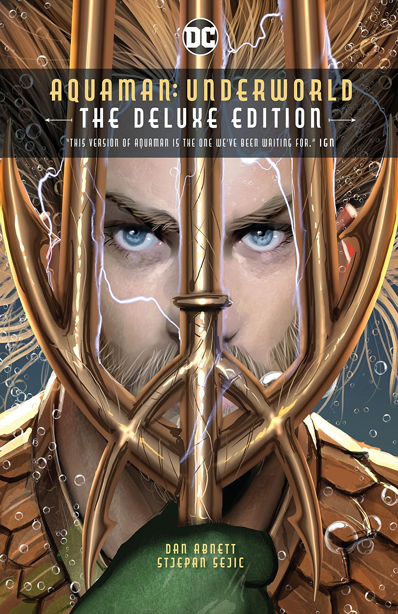 Aquaman: Underworld - Deluxe Edition
