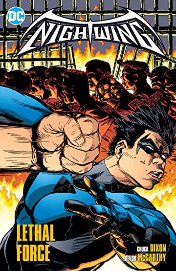 Nightwing (1996-2009) Vol. 8: Lethal Force