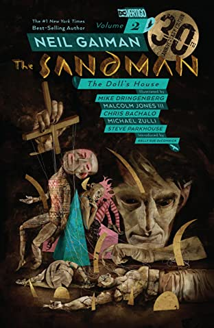 Sandman Tome 2: The Doll's House - 30th Anniversary Edition