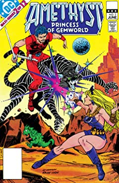 Amethyst: Princess of Gemworld (1983-1984) #2