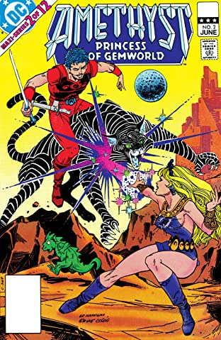 Amethyst: Princess of Gemworld (1983-1984) No.2