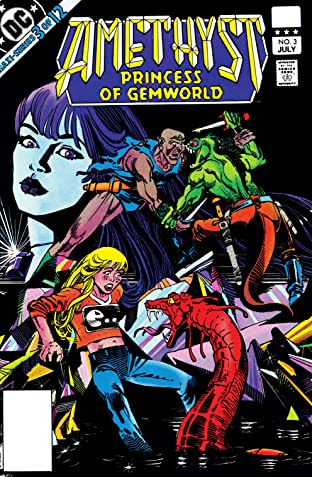 Amethyst: Princess of Gemworld (1983-1984) No.3