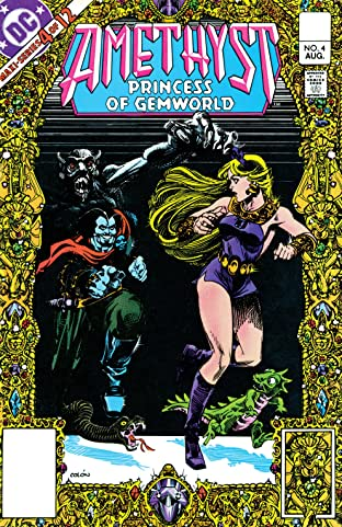 Amethyst: Princess of Gemworld (1983-1984) No.4