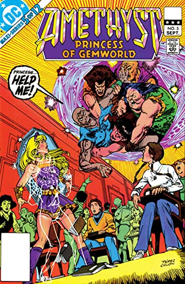 Amethyst: Princess of Gemworld (1983-1984) #5