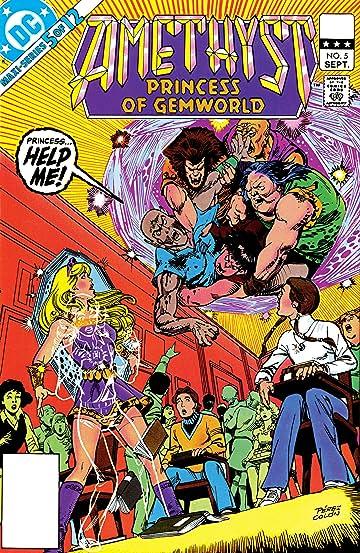 Amethyst: Princess of Gemworld (1983-1984) #5