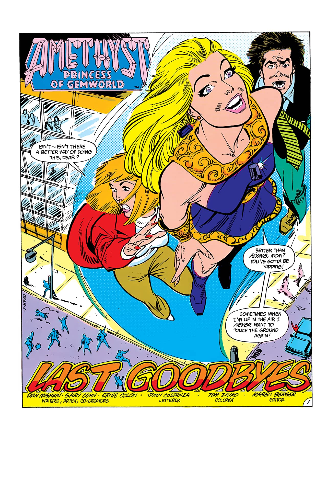 Amethyst: Princess of Gemworld (1983-1984) #6
