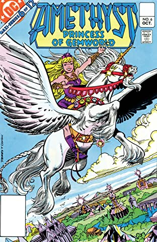 Amethyst: Princess of Gemworld (1983-1984) No.6
