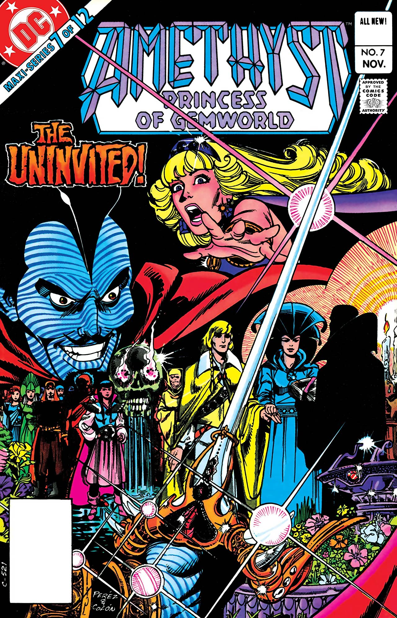 Amethyst: Princess of Gemworld (1983-1984) #7