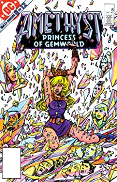 Amethyst: Princess of Gemworld (1983-1984) #8