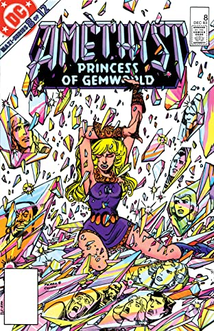 Amethyst: Princess of Gemworld (1983-1984) #8