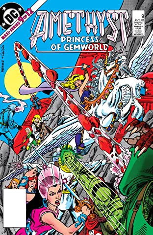 Amethyst: Princess of Gemworld (1983-1984) No.9