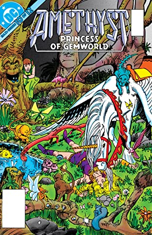 Amethyst: Princess of Gemworld (1983-1984) No.10