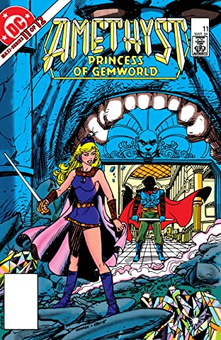 Amethyst: Princess of Gemworld (1983-1984) No.11