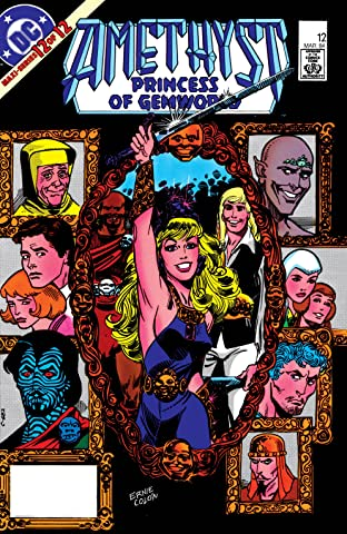 Amethyst: Princess of Gemworld (1983-1984) No.12