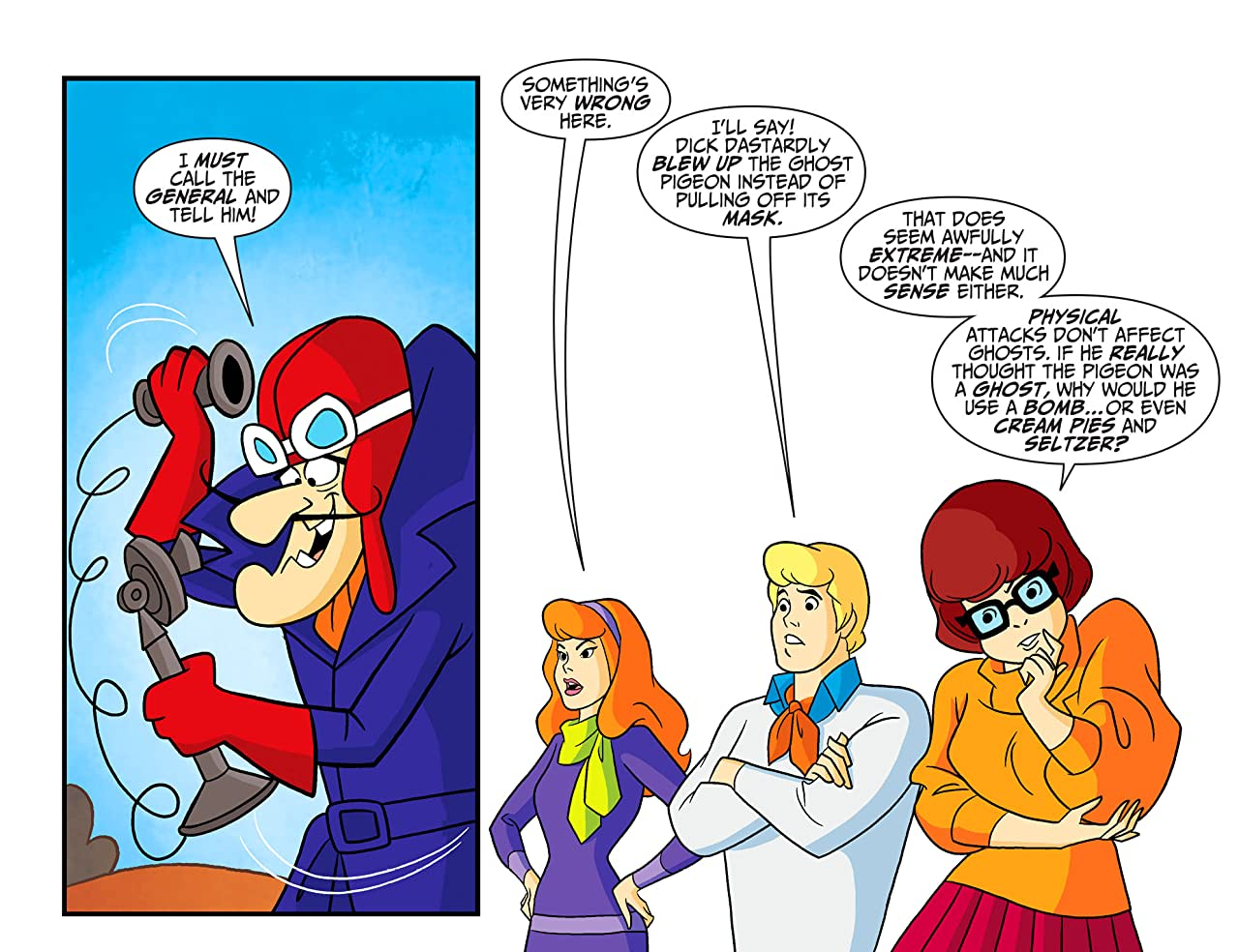 Scooby-Doo Team-Up (2013-) #88