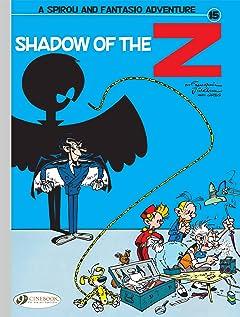 Spirou & Fantasio Vol. 15: Shadow of the Z