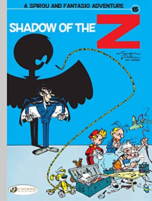 Spirou & Fantasio Vol. 15: Shadow of the Z