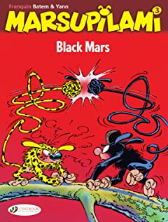 The Marsupilami Vol. 3: Black Mars