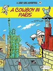 Lucky Luke Vol. 71: A Cowboy in Paris