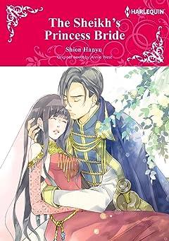 The Sheikh's Princess Bride