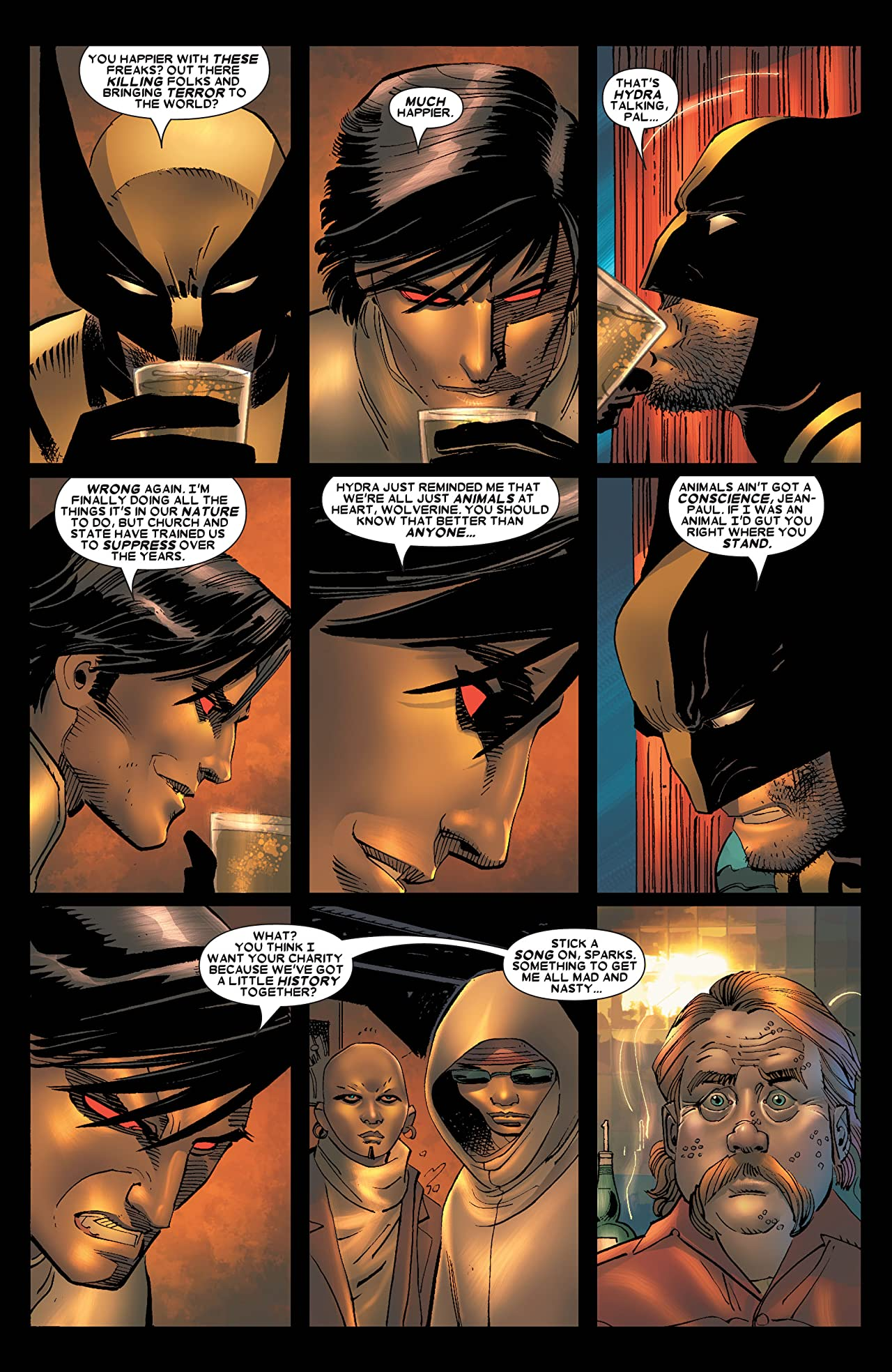 Wolverine (2003-2009) #28