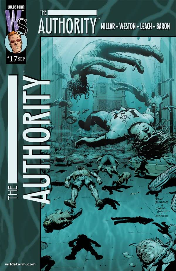 The Authority Vol. 1 #17