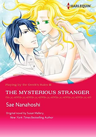 The Mysterious Stranger Vol. 3: Triple Trouble