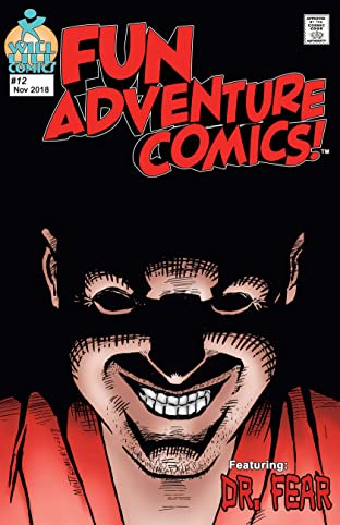 Fun Adventure Comics! #12