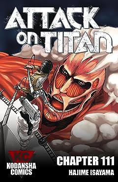 Attack on Titan No.111