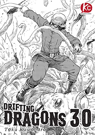 Drifting Dragons #30