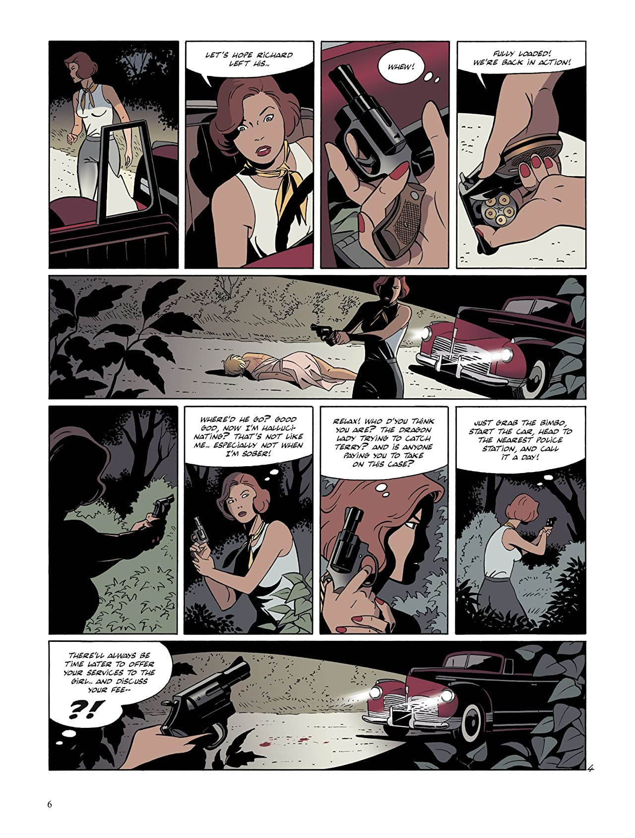 Pin-up Tome 10: The Case of Alfred H.