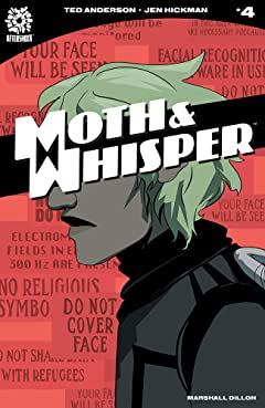 Moth & Whisper #4