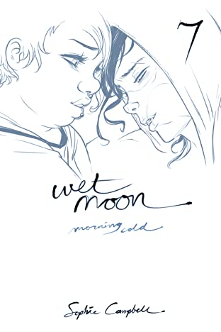 Wet Moon Tome 7: Morning Cold (New Edition)